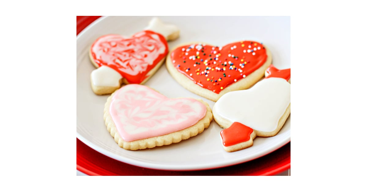 Vanilla Cut Out Cookies 15 Valentine S Day Cookies Your Kids Are