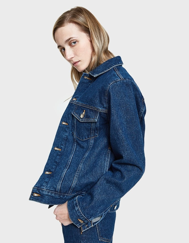 Need Oversized Denim Jacket