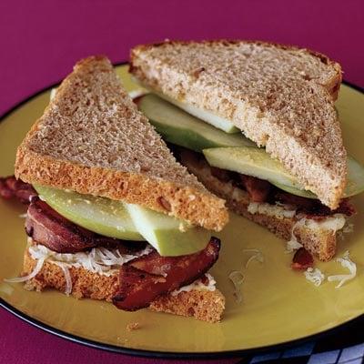 """ABC"" Sandwich"