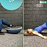 BOSU Hip Bridge
