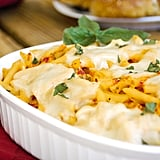 30-Minute Cheesy Chicken Pasta Bake