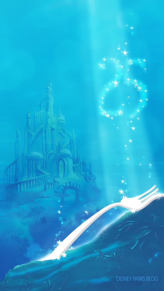 The Little Mermaid Castle