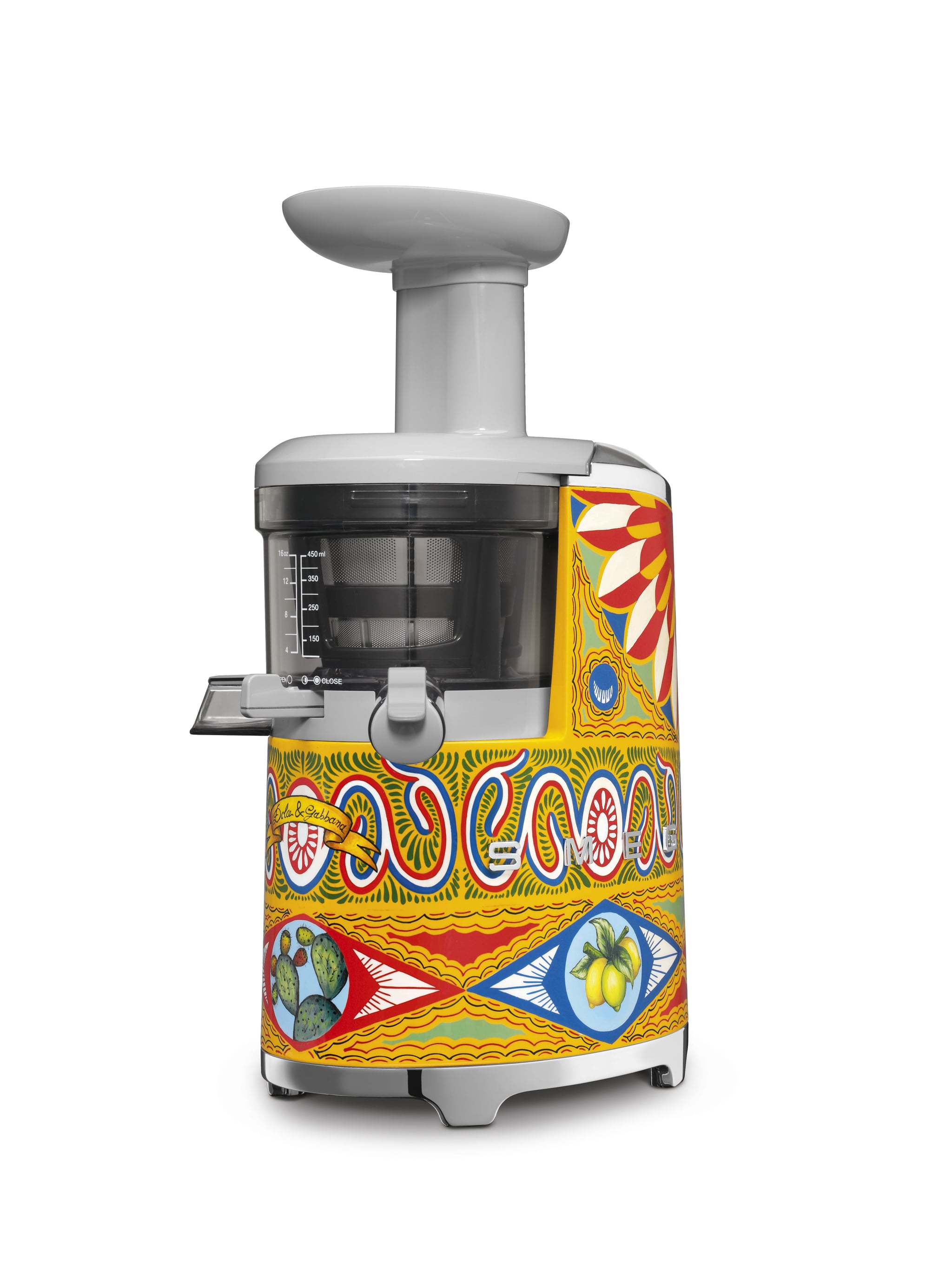 Dolce And Gabbana Smeg Kitchen Collaboration Popsugar Food