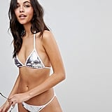 Playful Promises Mermaid Pastel Sequin Bikini
