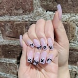 Say  Thank U, Next  to All Your Haters With This Ariana-Inspired Nail Art