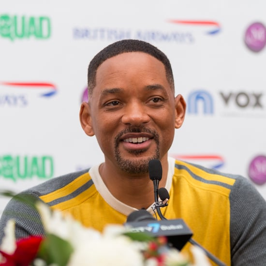 Will Smith in Dubai For Suicide Squad Press Junket