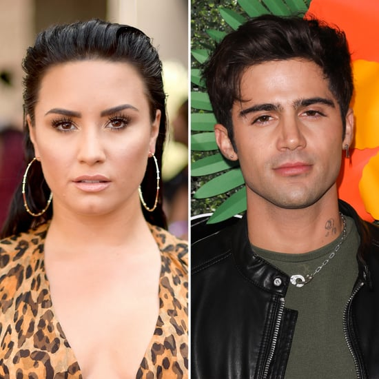 Max Ehrich Speaks Out About Reported Split From Demi Lovato