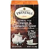 Orange & Cinnamon Spice