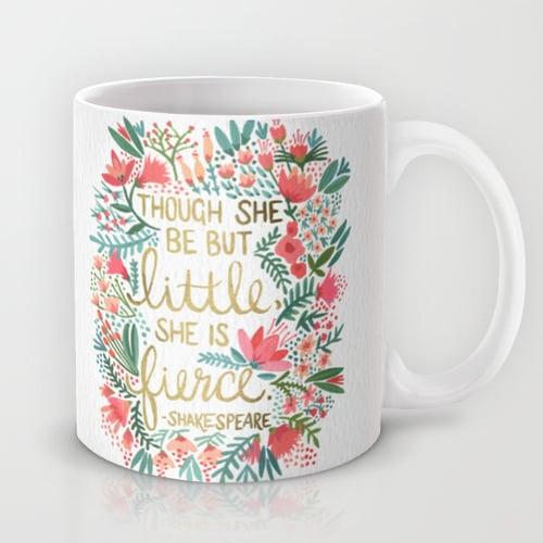 Shakespeare Mug ($15)