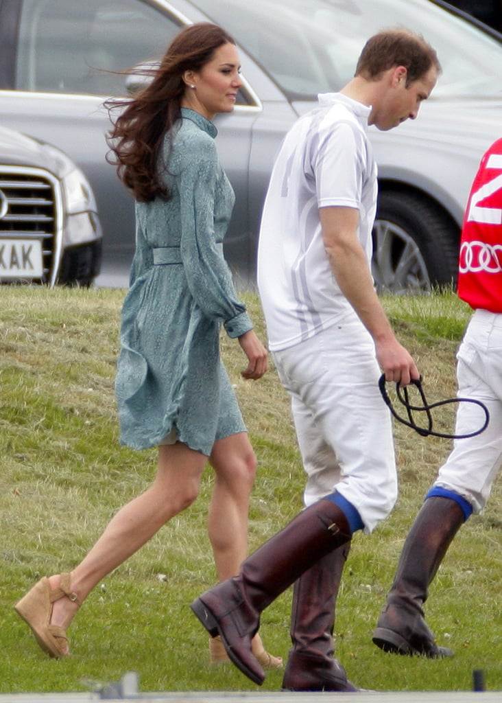 The Duchess of Cambridge is in Trouble For Her Favourite Wedges