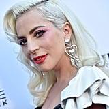 Lady Gaga The Daily Front Row Awards Makeup