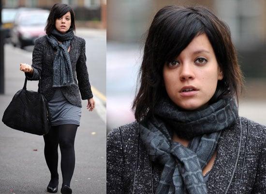 19/11/2008 Lily Allen