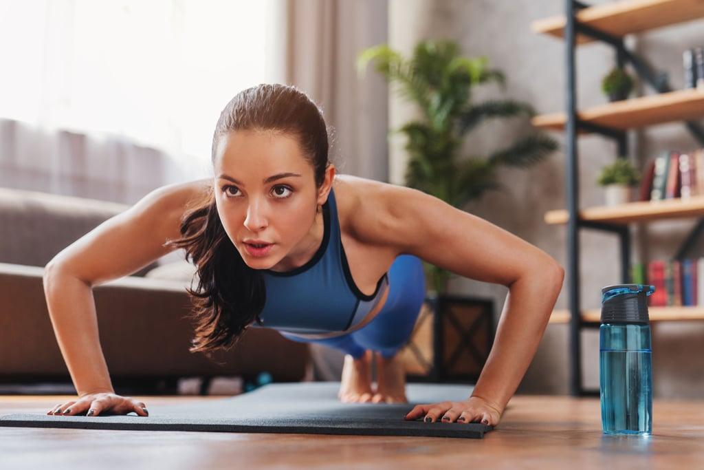 تمارين بدون معدات لكامل الجسم لإنقاص الوزن