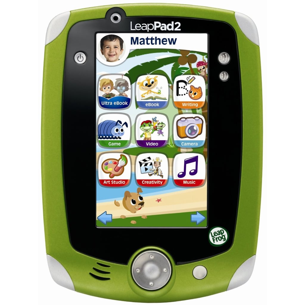 Best Toddler Toy: LeapPad2 Explorer