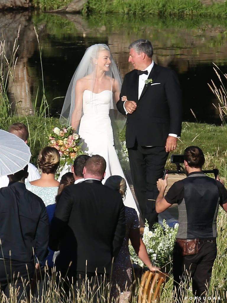 Julianne Hough Wedding Pictures | POPSUGAR Celebrity Photo 6