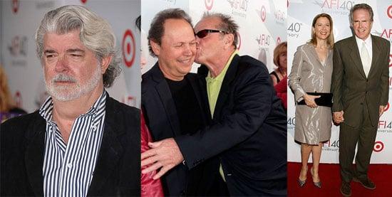 AFI Honors Warren & Reunites Old Friends
