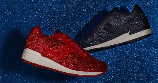 Glitter Running Sneakers Are a Thing Now