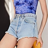 Urban Renewal Recycled Levi's Basic Denim Short