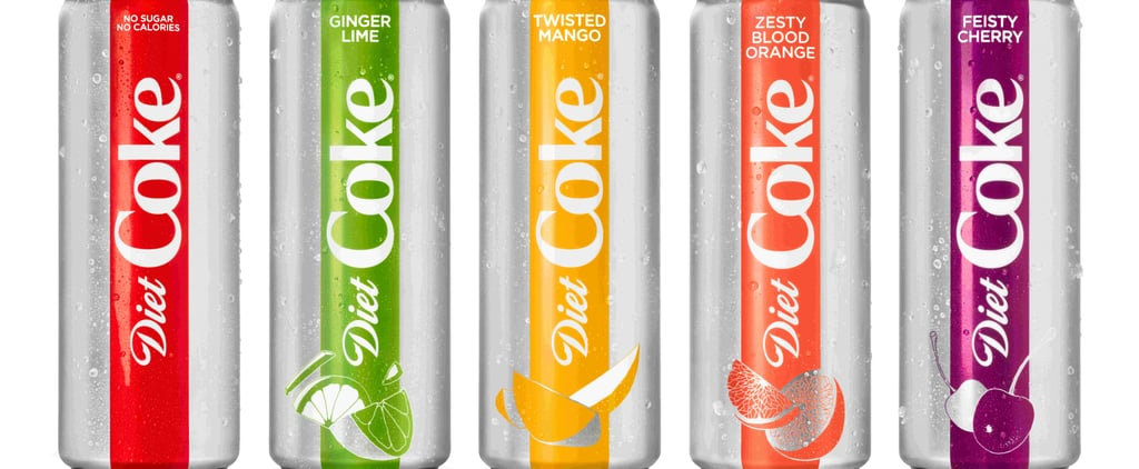 Diet Coke Unveils a Sleek New Can — and 4 Intriguing New Flavors