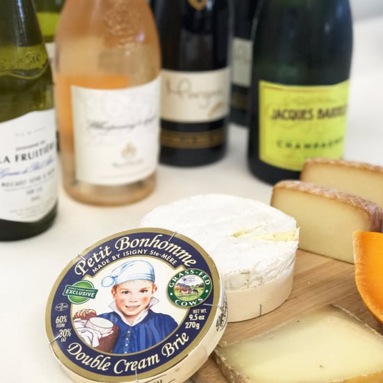 Whole Foods French Wine and Cheese