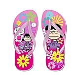 Mean Girl Flip-Flops