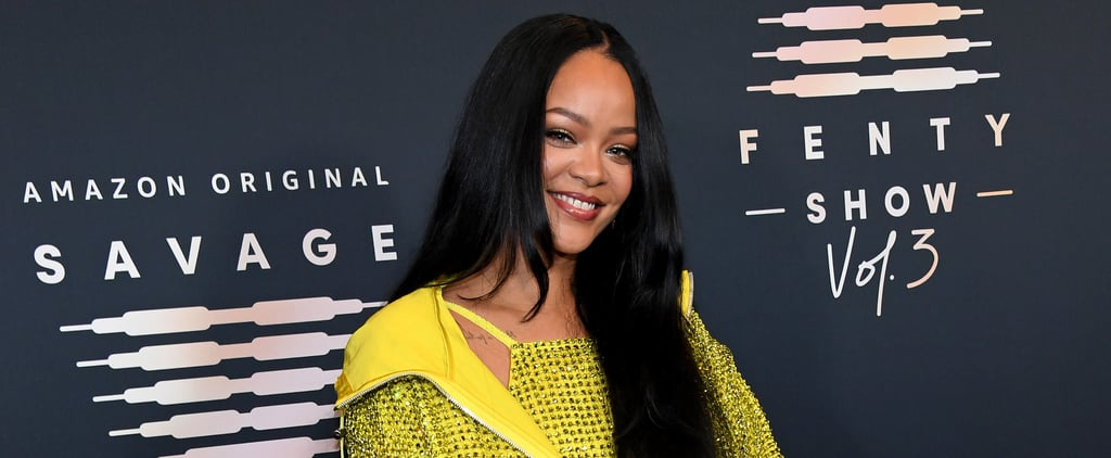 See Rihanna's Outfit at the Savage X Fenty Vol. 3 Red Carpet
