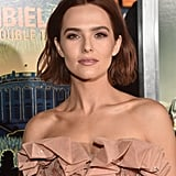 Who Does Zoey Deutch Play in Zombieland: Double Tap?