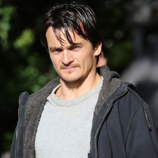 Rupert Friend on the Set of Homeland Season 6