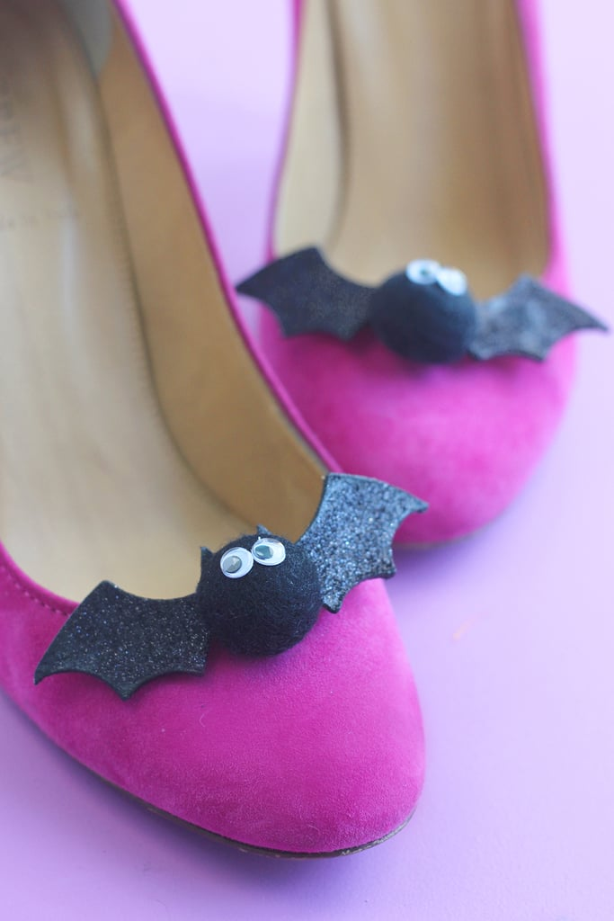 Bat Shoe Clips