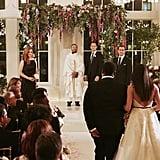 She Walks Down the Aisle in the Season 7 Finale