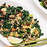 Spicy Kale and Coconut Stir-Fry