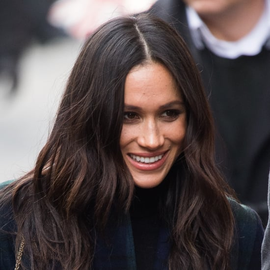 Meghan Markle Hair Colour