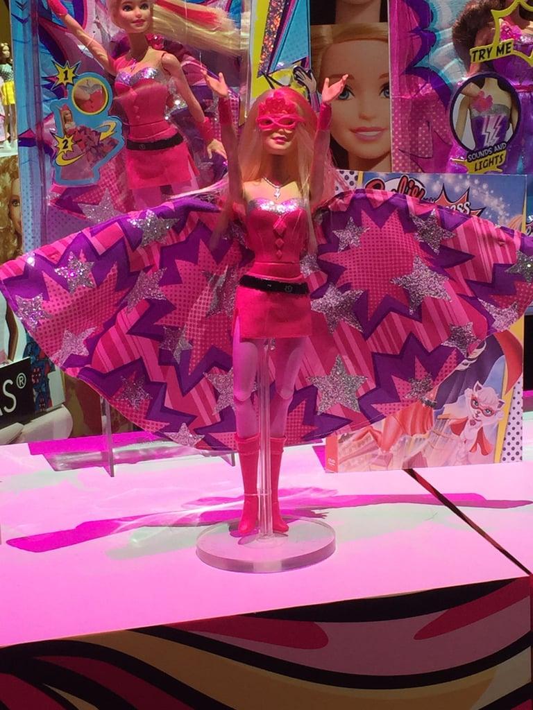 Mattel Superhero Barbie