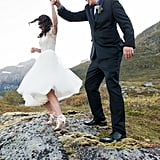 "Travel-Loving Couples Should Consider an ""Adventure Elopement"" Like This One in Norway"