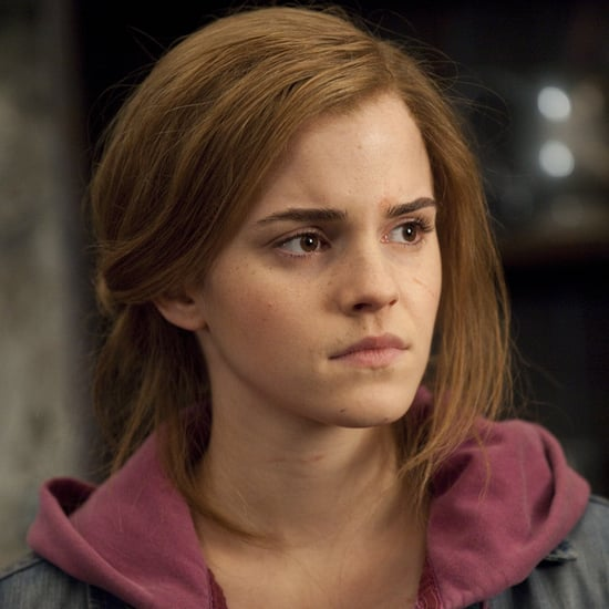 Behind the Scenes: Hermione's Hair in Harry Potter and the Deathly Hallows Part 2 2011-07-08 18:09:50