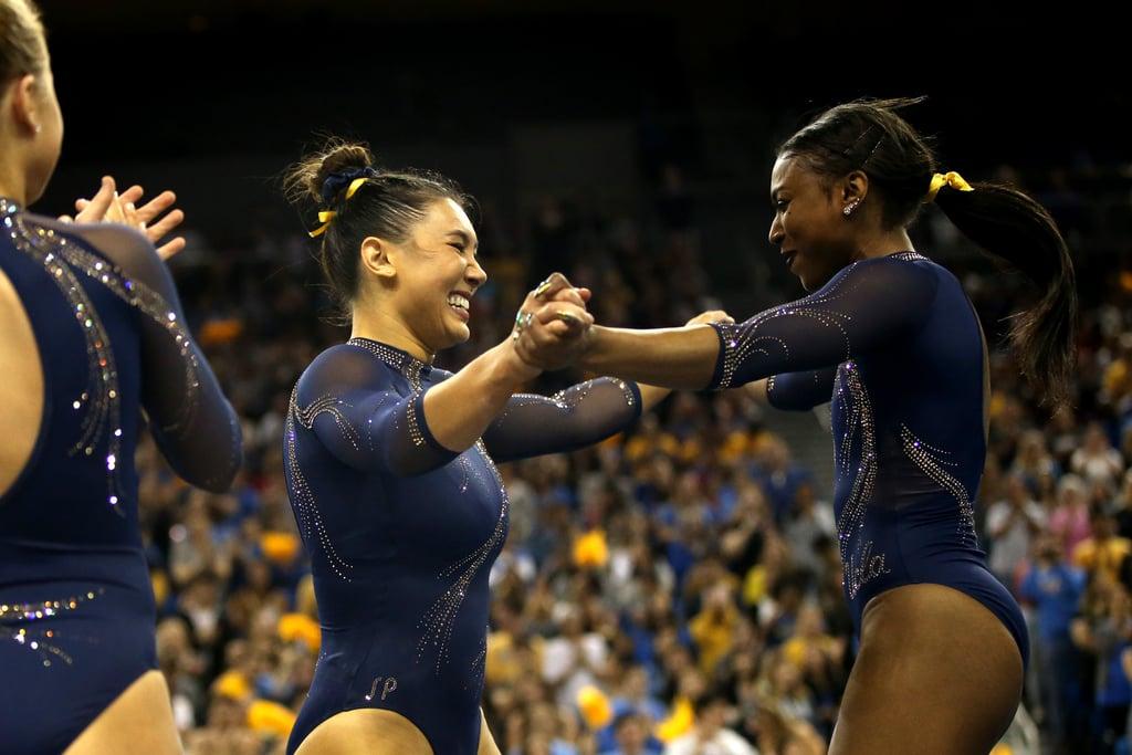 UCLA Gymnastics Is Now on TikTok