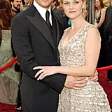 Reese and Ryan wrapped their arms around each other at the Oscars in March 2006.
