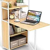 Tribesigns Small Folding Computer Desk