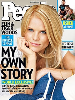"""Elin Nordegren Speaks Out For The First Time About Tiger, Saying She """"Never Suspected"""" and is """"Stronger Than Ever"""" 2010-08-25 07:18:31"""