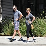 Katherine Heigl and Josh Kelley Out in LA September