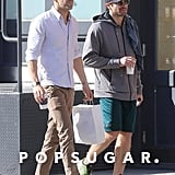 When Ryan Reynolds and Jake Gyllenhaal Blessed Us With This Coffee Date