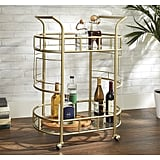 Better Homes & Gardens Fitzgerald 2-Tier Serving Cart