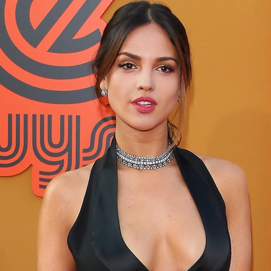 Eiza Gonzalez at the Nice Guys Premiere May 2016