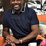 Hot Idris Elba Pictures