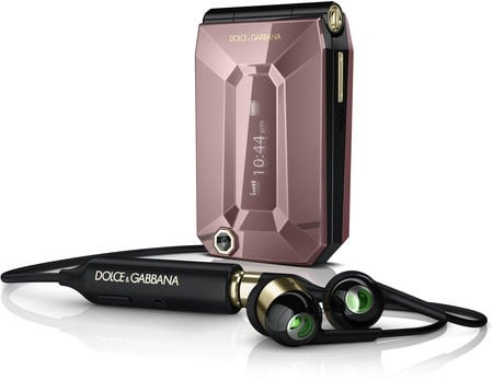 Dolce and Gabbana and Sony Ericsson and Others Make Cell Phones Meant For Women