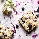 Blueberry Lemon Poppy Seed Scones