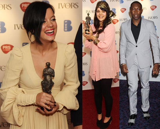 Pictures from the 2010 Ivor Novello Awards