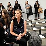 Ivanka Trump was in the front row for Honor.