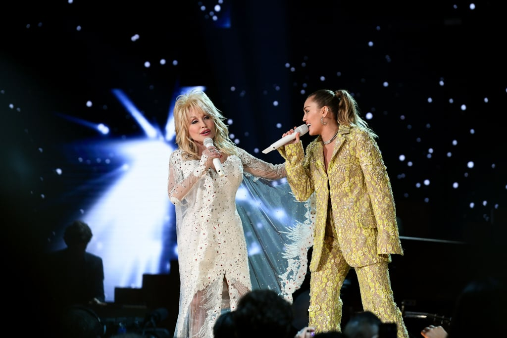 "Miley Cyrus Covers of ""Jolene"" by Dolly Parton"