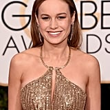 Brie Larson Reveals the Hilarious Thing Emma Stone Said to Her Before the Golden Globes